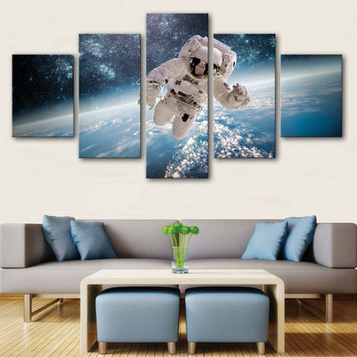 Journey through Space Canvas Set - Canvasist