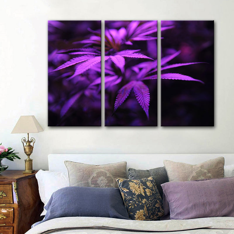 Aged Plum Canvas Set - Canvasist