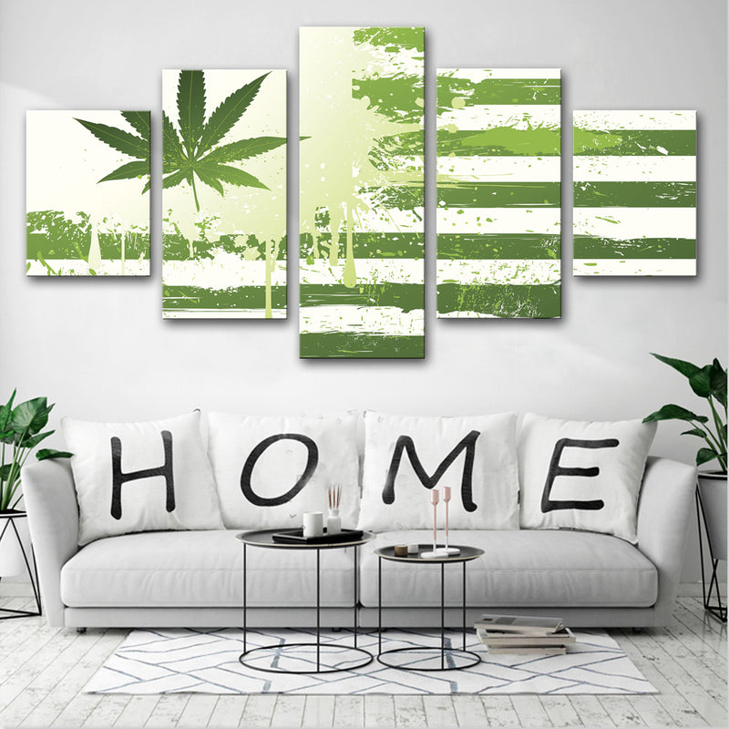 Dopper's Flag Canvas Set - Canvasist