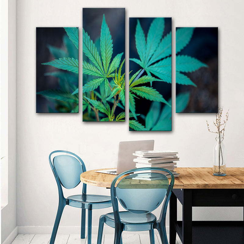 Morning Mist Canvas Set - Canvasist