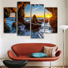 Colour of Ambience Canvas Set - Canvasist