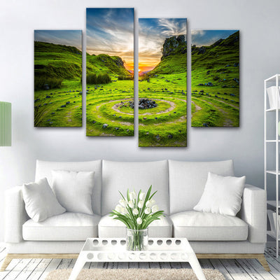 Nature's Campsite Canvas Set - Canvasist
