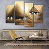 Paradoxical Lift Canvas Set