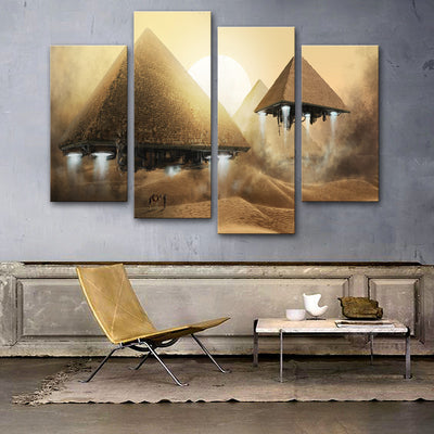 Paradoxical Lift Canvas Set - Canvasist