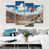 Arid Destinations Canvas Set - Canvasist