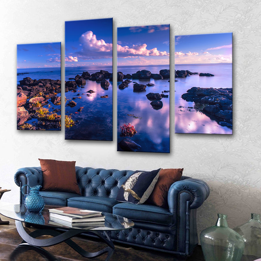 Submerged existence Canvas Set