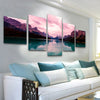 Point Perspective Canvas Set - Canvasist