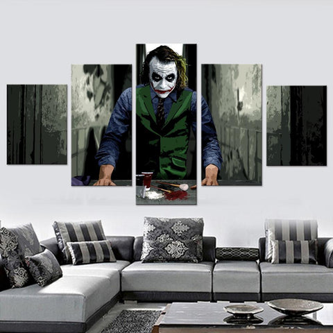 Joker Canvas Set