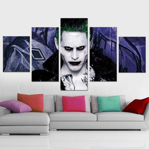 Joker: Suicide Squad Canvas Set