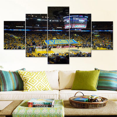 'The Roaracle' Arena (3) Canvas set - Canvasist