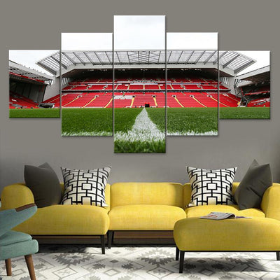 The Reds Stadium Canvas Set - Canvasist