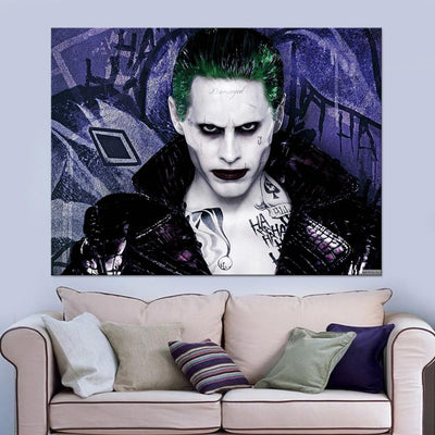 Clown Prince of Crime (2) Canvas Set - Canvasist