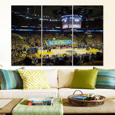 The Roaracle Arena (3) Canvas set - Canvasist