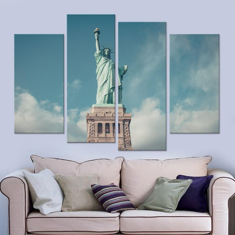 Statue of Liberty Canvas Set - Canvasist
