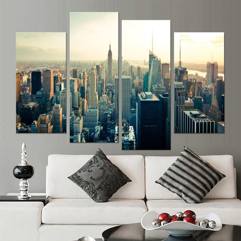 New York City NYC Canvas Set - Canvasist