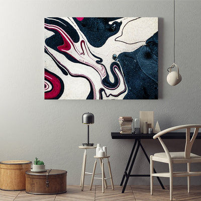 Squimish Abstract Art - Canvasist