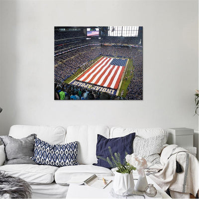 The Luke Stadium Canvas Set