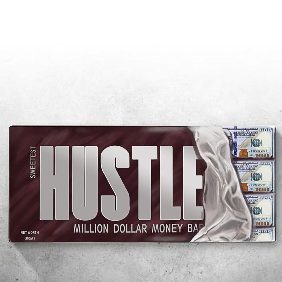 Chocolate money bar - Canvasist