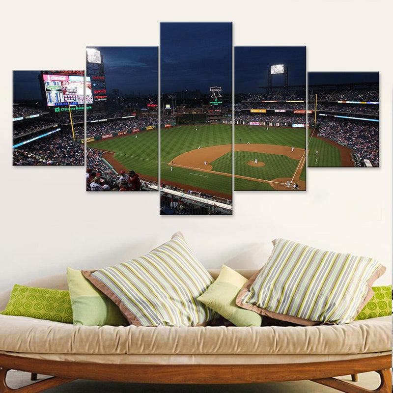 The Phils Arena Canvas Set