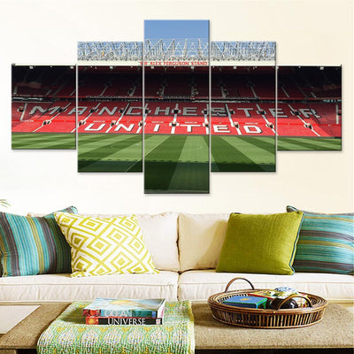Sir Alex Ferguson Stand Canvas Set
