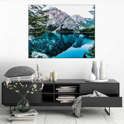 Hidden Alaska LED Canvas Set - Canvasist