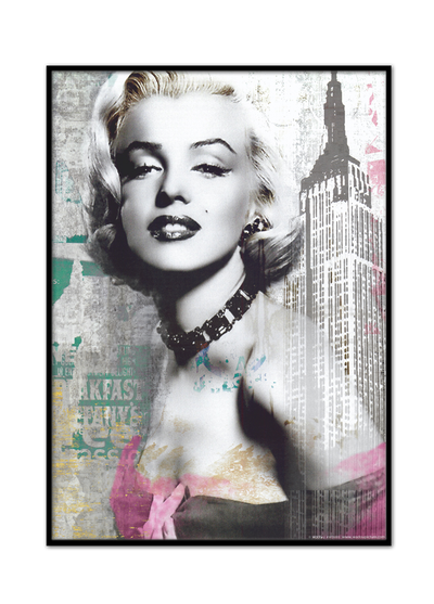 Marilyn Monroe 2 - Canvasist