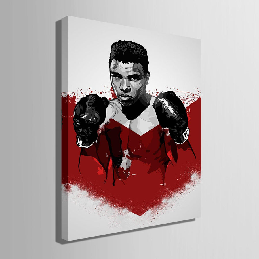 Muhammad Ali: Float Like A Butterfly,Sting Like a Bee