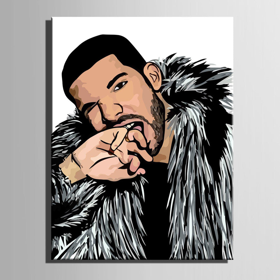 Drake - Canvasist