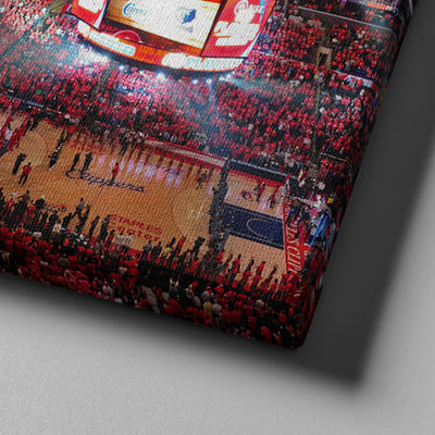Lob City Stadium Canvas set - Canvasist