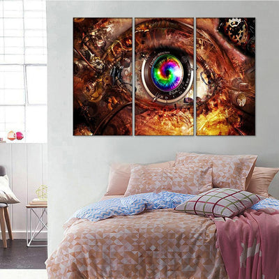 Spooky Eye Canvas Set - Canvasist