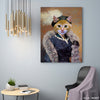Mademoiselle Pet Canvas - Canvasist