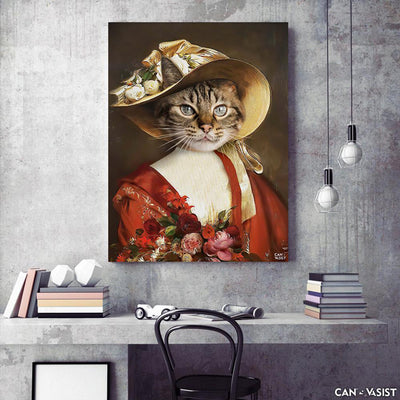 Bellé  Pet Canvas - Canvasist