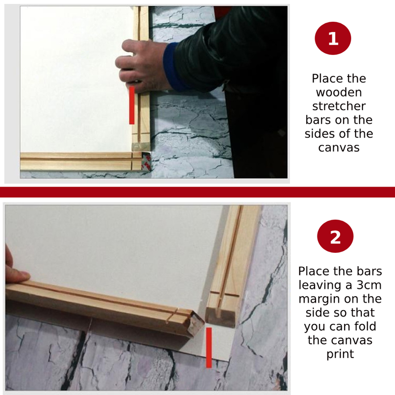 DIY Frames set - Canvasist