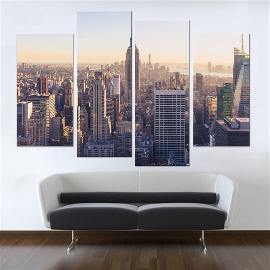 New York City Canvas Set - Canvasist