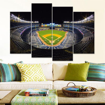 The Yanks Stadium Canvas Set - Canvasist