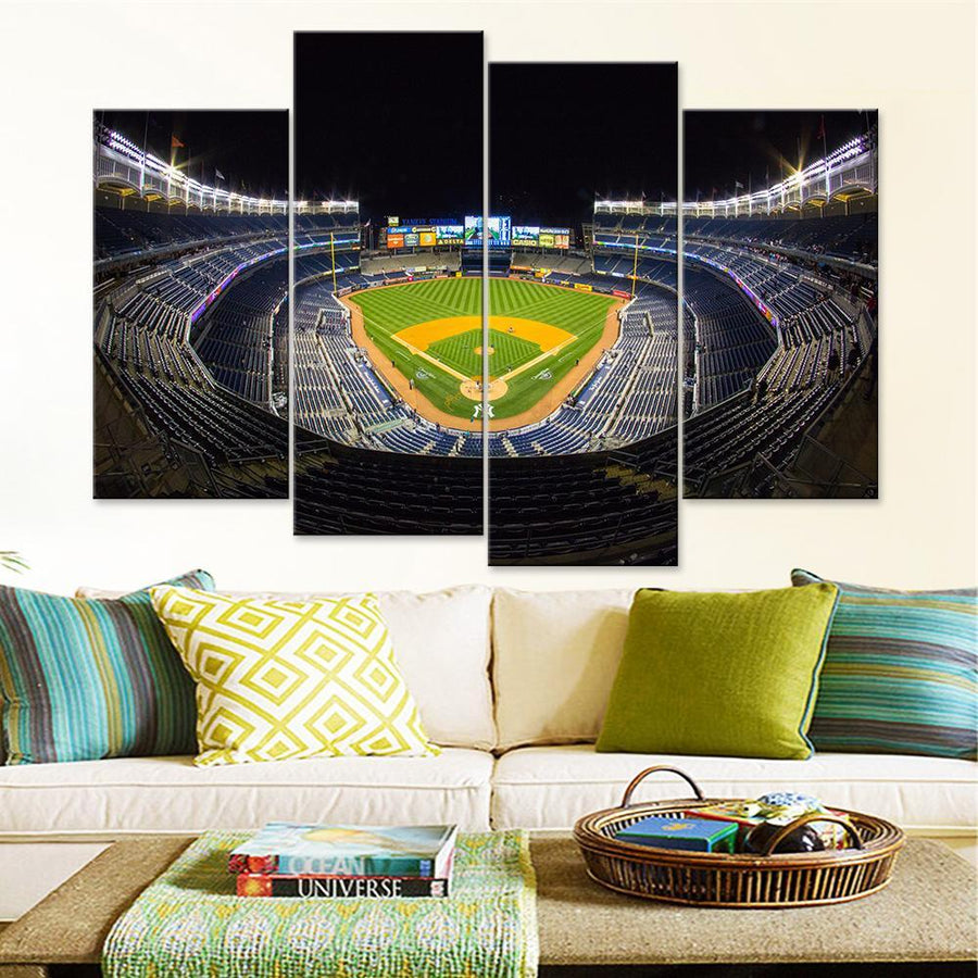 New York Yankees Stadium Canvas Set