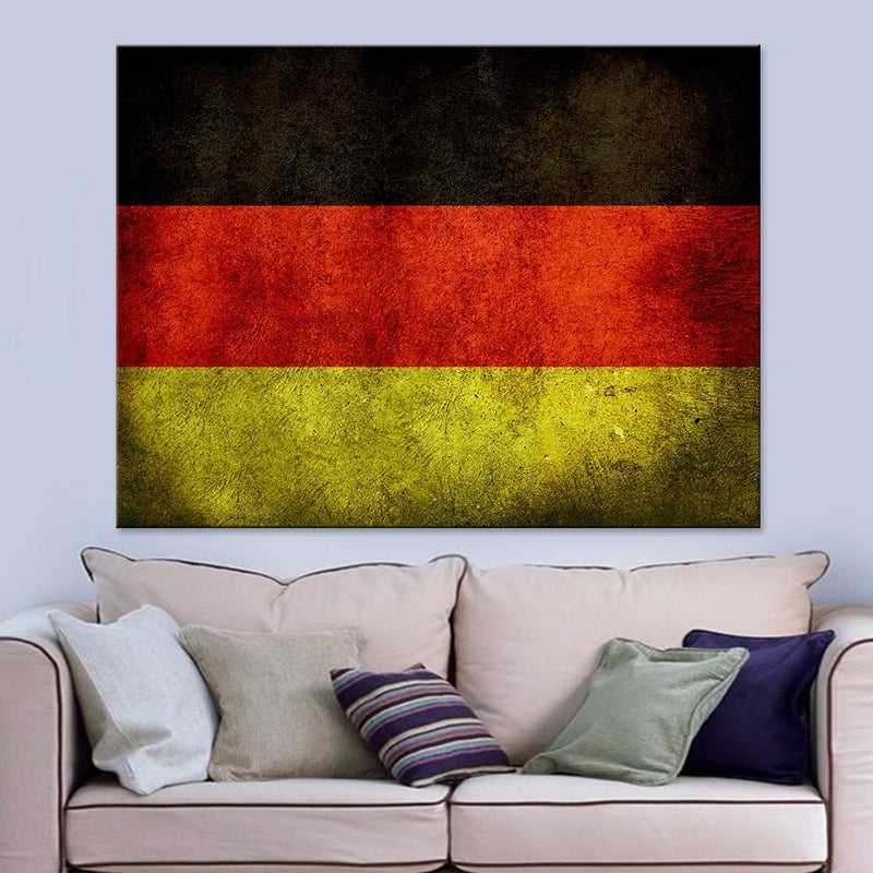 Germany Flag Canvas Set - Canvasist