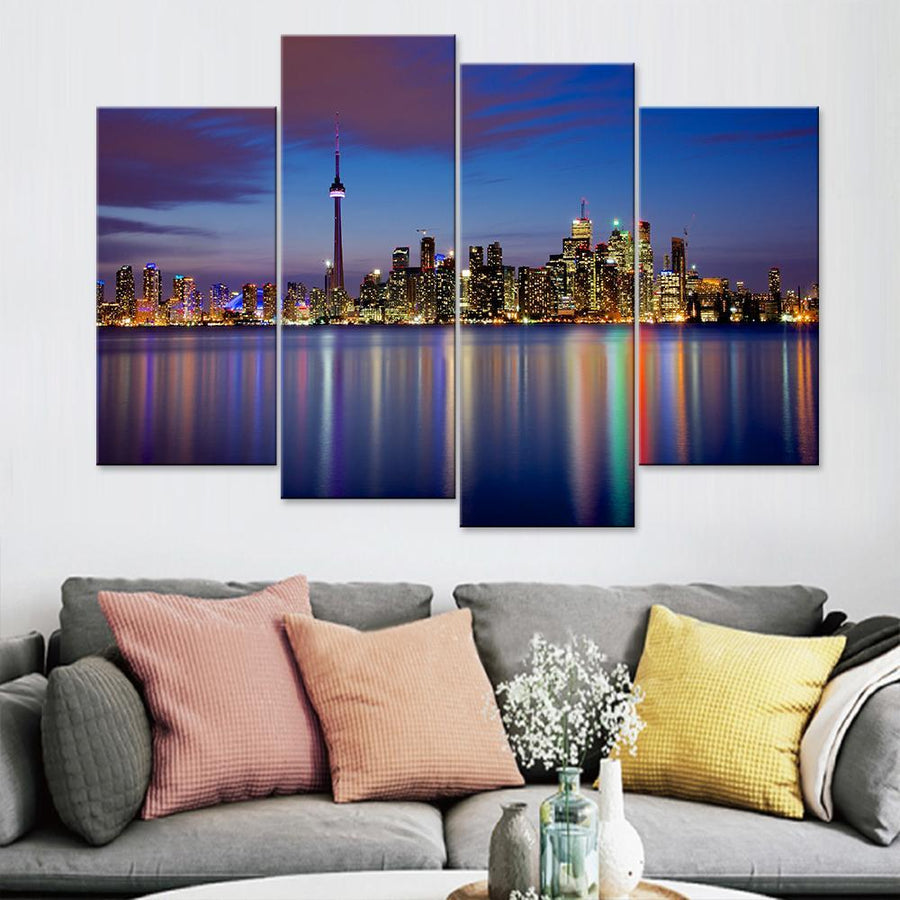 Toronto Canvas Set