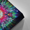 Psychedelic Head Canvas Set - Canvasist