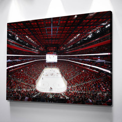 Dead Wings Stadium Canvas Set - Canvasist
