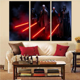 Star Wars: Villains Canvas Set