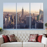 New York City Canvas Set