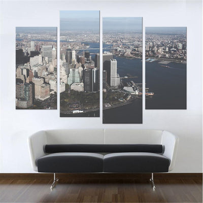 Manhattan Canvas Set