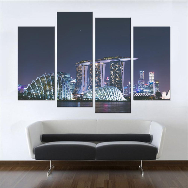 Singapore Canvas Set - Canvasist