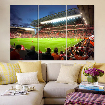 The Reds Home Stadium Canvas Set - Canvasist