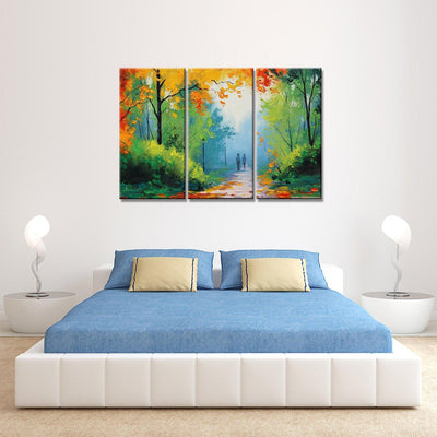 Autumn Canvas Set - Canvasist