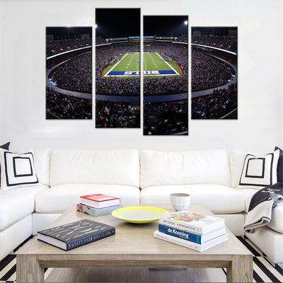 The Rockpile Stadium Canvas Set
