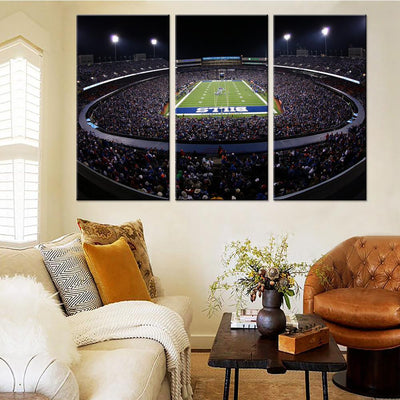 The Rockpile Stadium Canvas Set - Canvasist