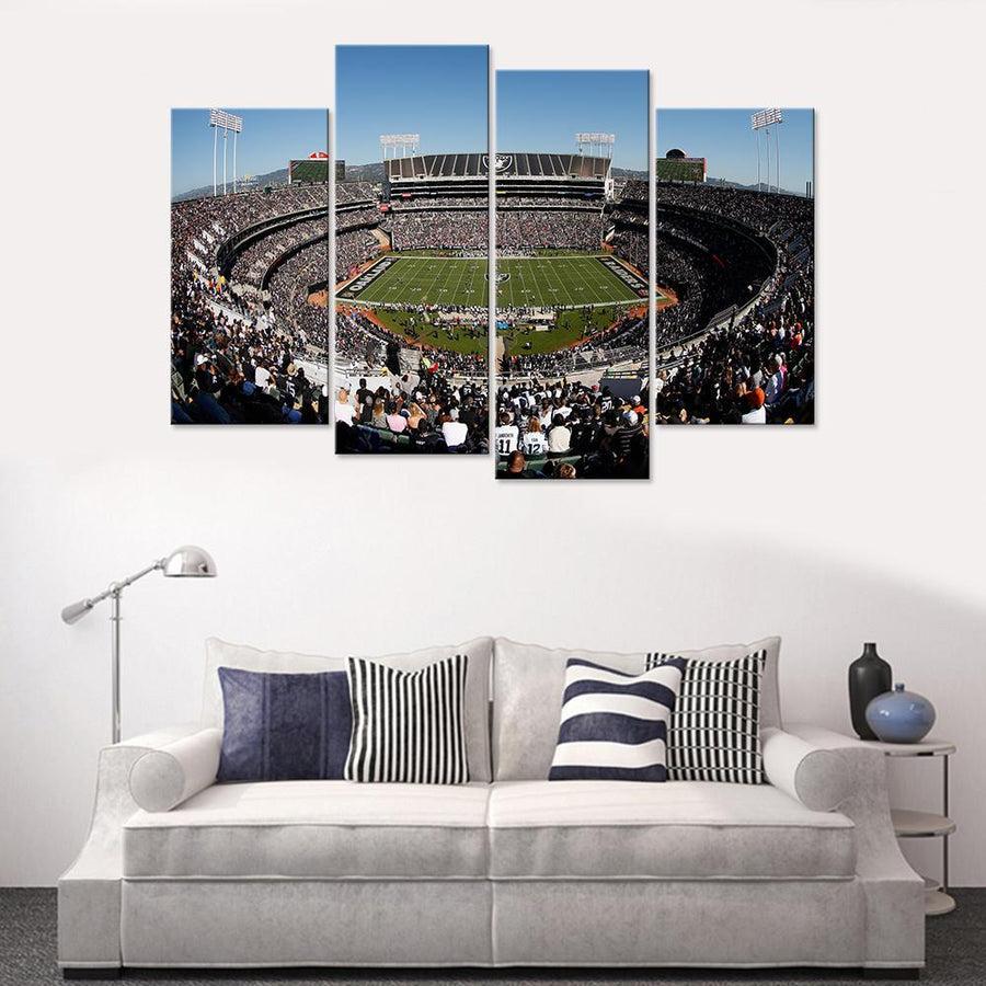 Black Hole Stadium Canvas Set - Canvasist