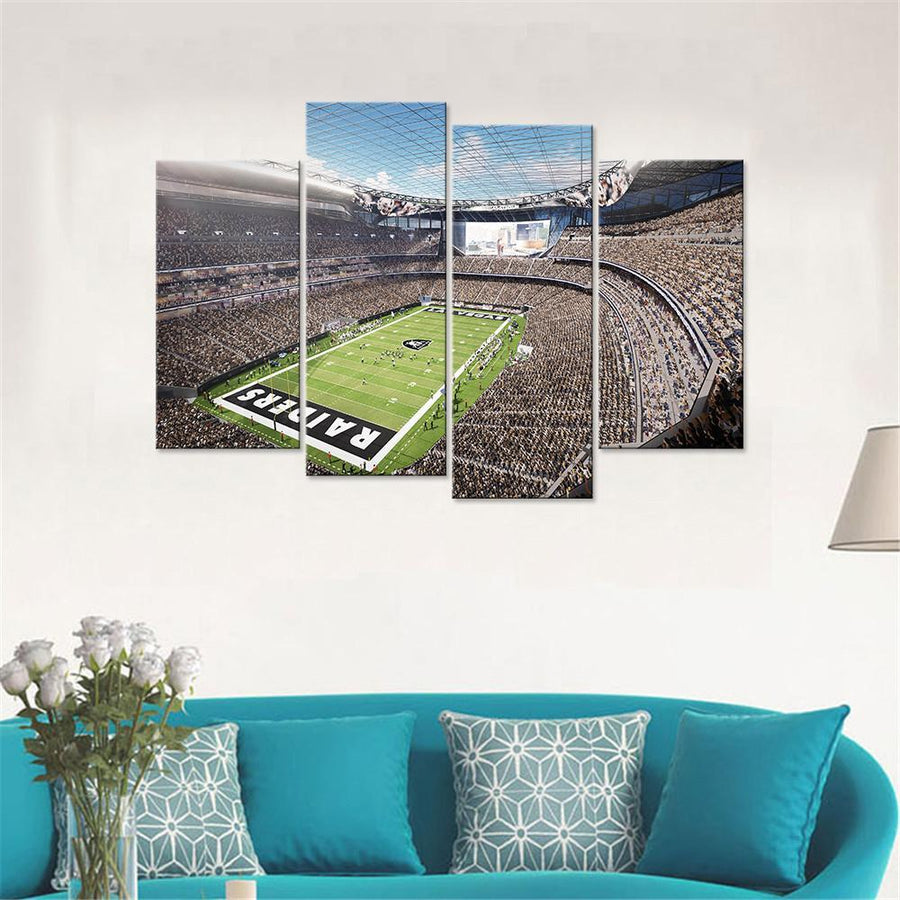 Black Hole Stadium 2 Canvas Set - Canvasist